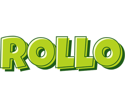 Rollo summer logo