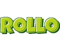 Rollo summer logo