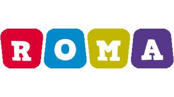 Roma kiddo logo