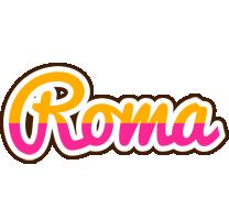 Roma smoothie logo