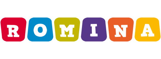 Romina kiddo logo