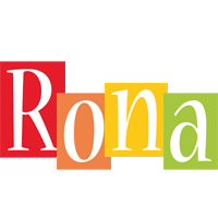 Rona colors logo