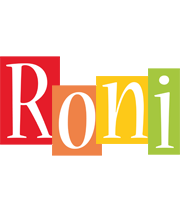 Roni colors logo