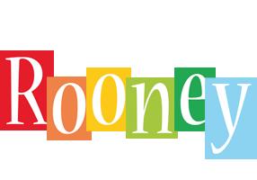 Rooney colors logo