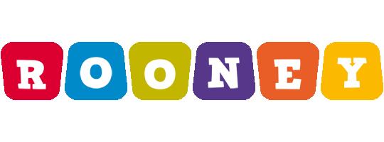 Rooney kiddo logo