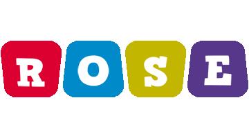 Rose kiddo logo