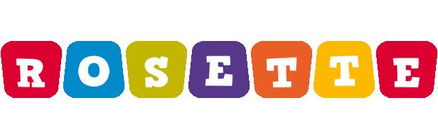 Rosette kiddo logo