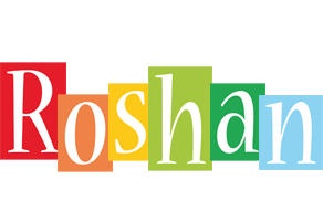 Roshan colors logo