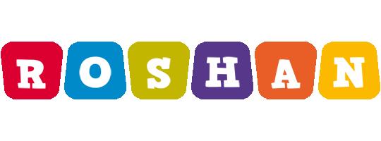 Roshan kiddo logo