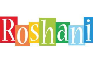 Roshani colors logo