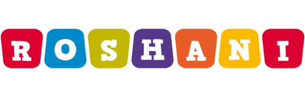 Roshani kiddo logo