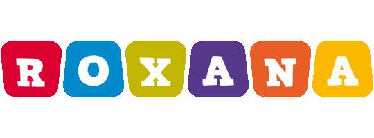 Roxana kiddo logo