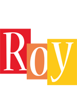 Roy colors logo