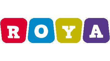 Roya kiddo logo