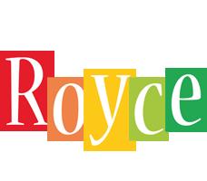 Royce colors logo
