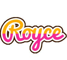 Royce smoothie logo