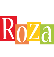 Roza colors logo