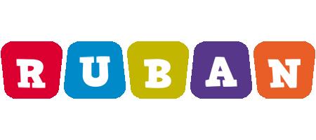 Ruban kiddo logo