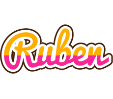 Ruben smoothie logo