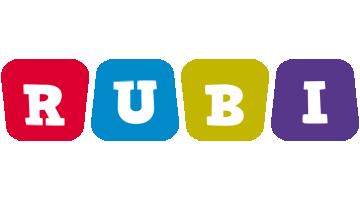 Rubi kiddo logo