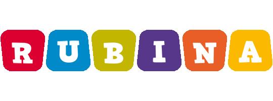 Rubina kiddo logo