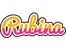 Rubina smoothie logo
