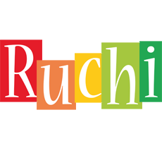 Ruchi colors logo