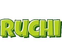 Ruchi summer logo