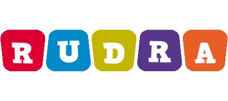 Rudra kiddo logo