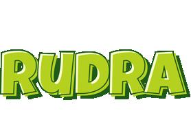 Rudra summer logo
