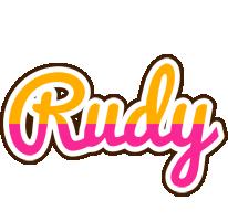 Rudy smoothie logo
