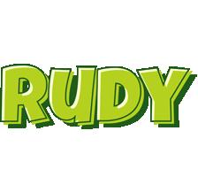 Rudy summer logo
