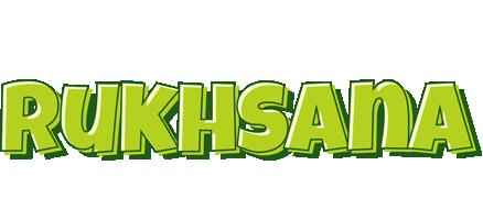 Rukhsana summer logo