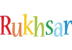 Rukhsar birthday logo