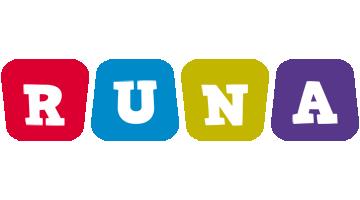 Runa kiddo logo