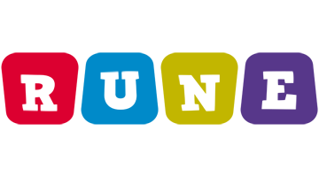 Rune kiddo logo