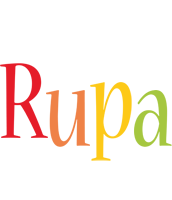 Rupa birthday logo