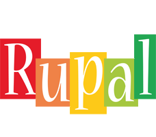 Rupal colors logo