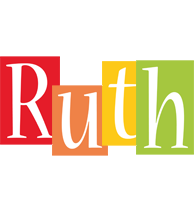 Ruth colors logo