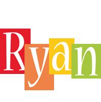 Ryan colors logo