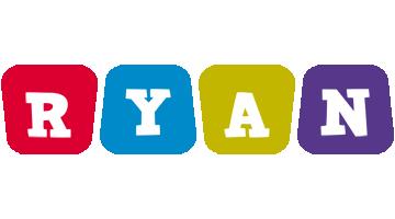 Ryan kiddo logo
