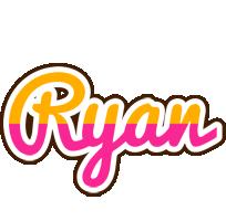 Ryan smoothie logo