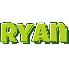 Ryan summer logo