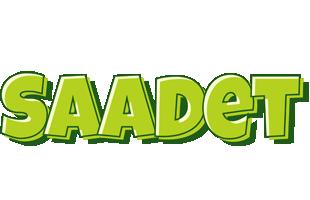 Saadet summer logo