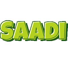 Saadi summer logo