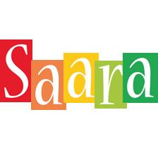 Saara colors logo