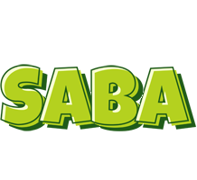 Saba summer logo