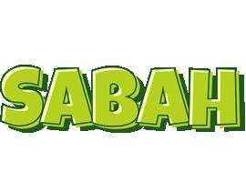 Sabah summer logo
