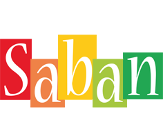 Saban colors logo