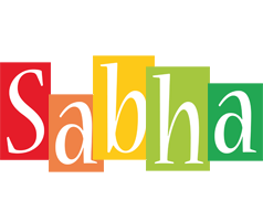 Sabha colors logo